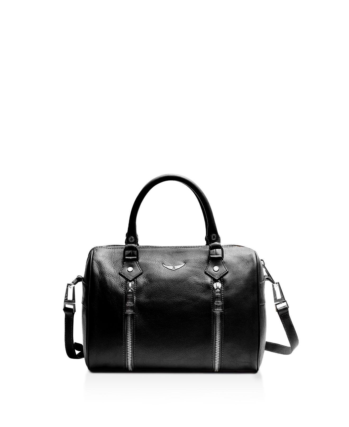 Zadig & Voltaire Pre-owned - Black Leather Handbag Sunny JJvxxCDx