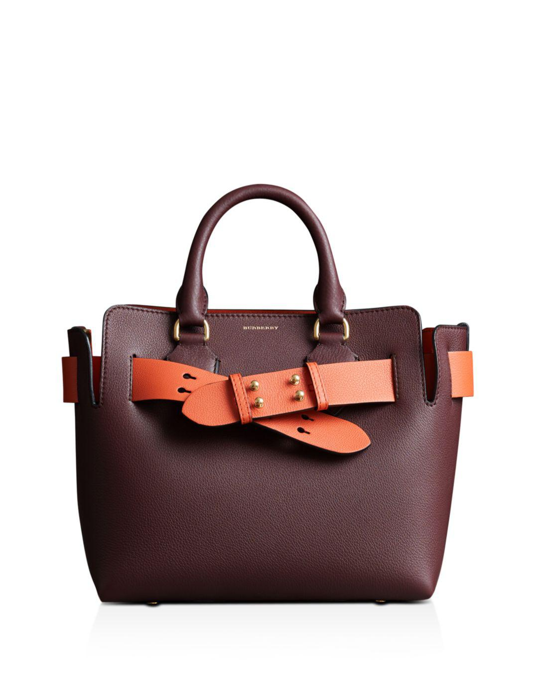 20d7fa9e98c1 Burberry. Women s Small Leather Belt Bag