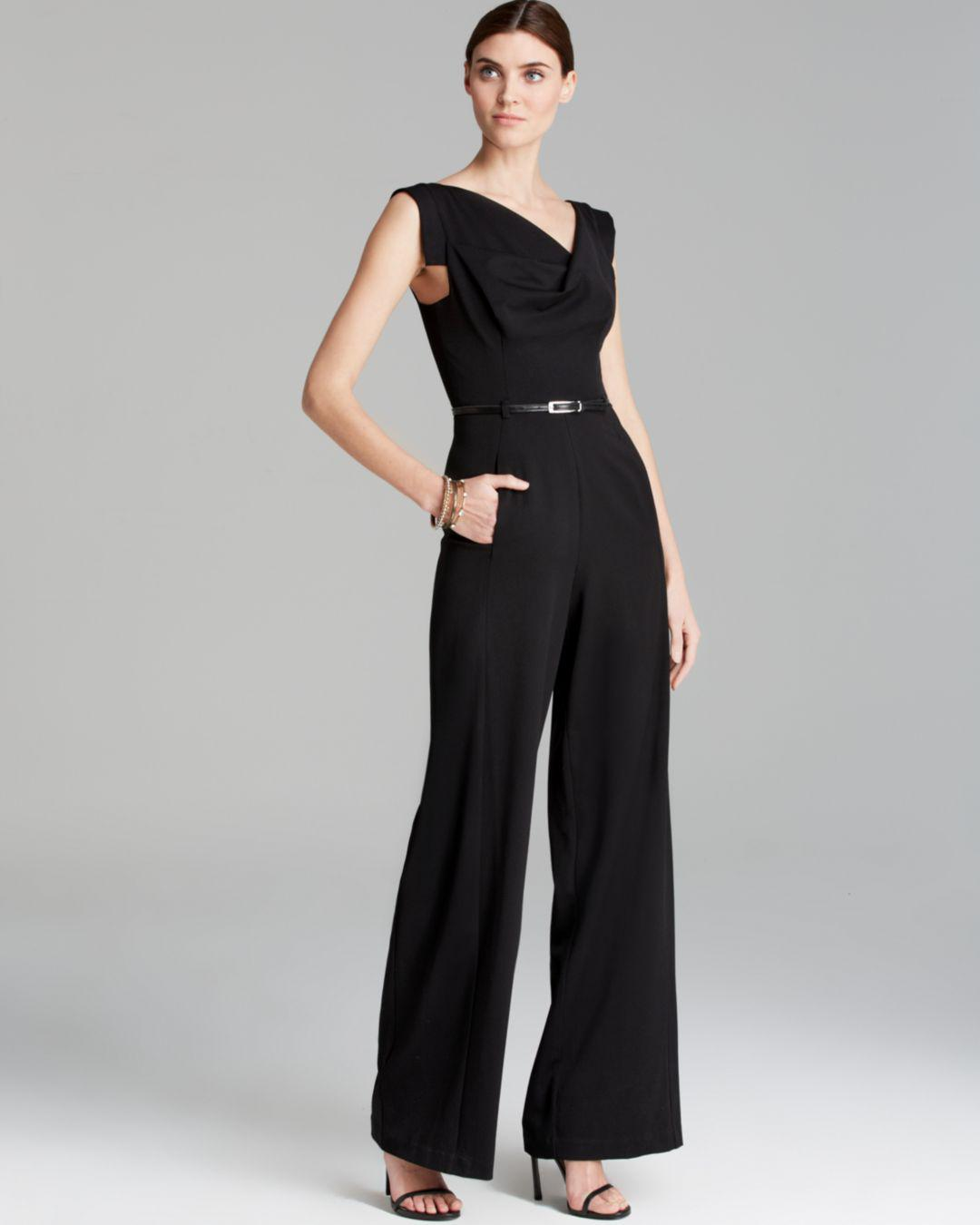 10ff3d9d3a4 Lyst - Black Halo Jackie Jumpsuit in Black