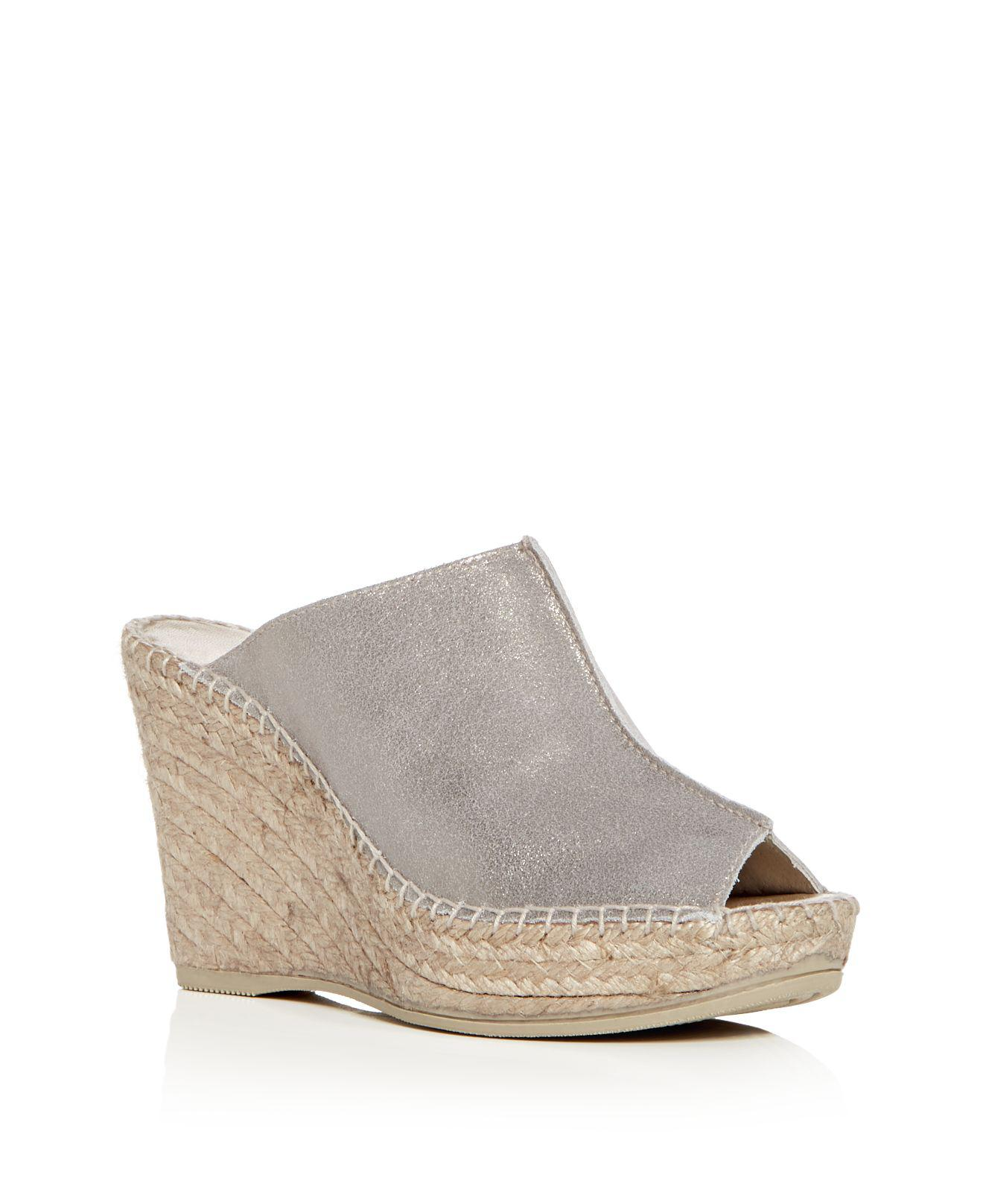Andre Assous Cici-AA Espadrille Wedge Sandal (Women's)