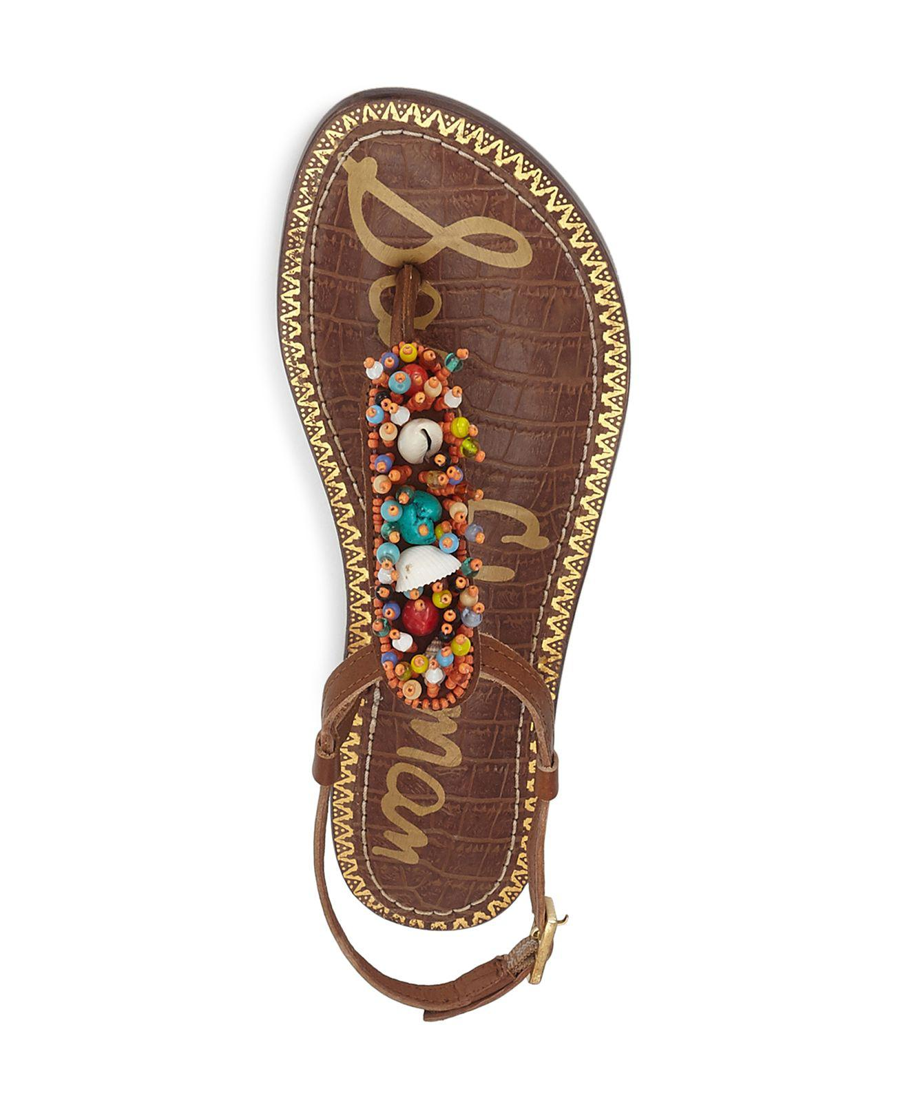 210373c861b6 Gallery. Previously sold at  Bloomingdale s · Women s Thong Sandals ...