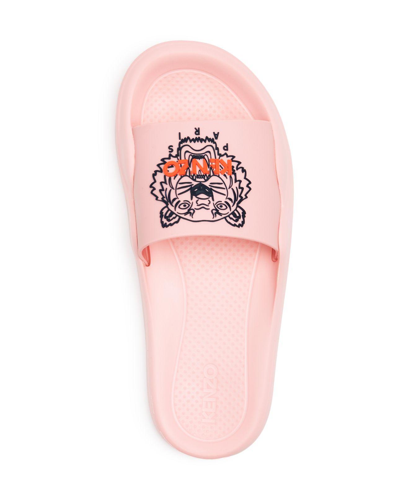 Kenzo Women's City Pool Slide Sandals