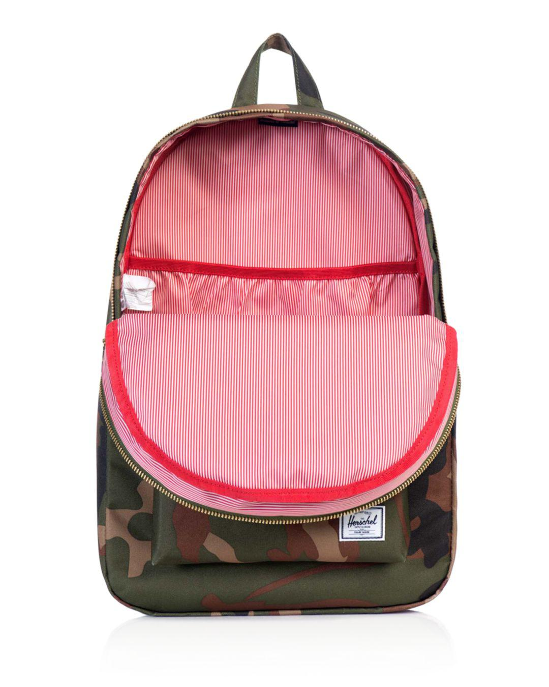 27e639740f7 Lyst - Herschel Supply Co. Settlement Backpack for Men - Save 21%