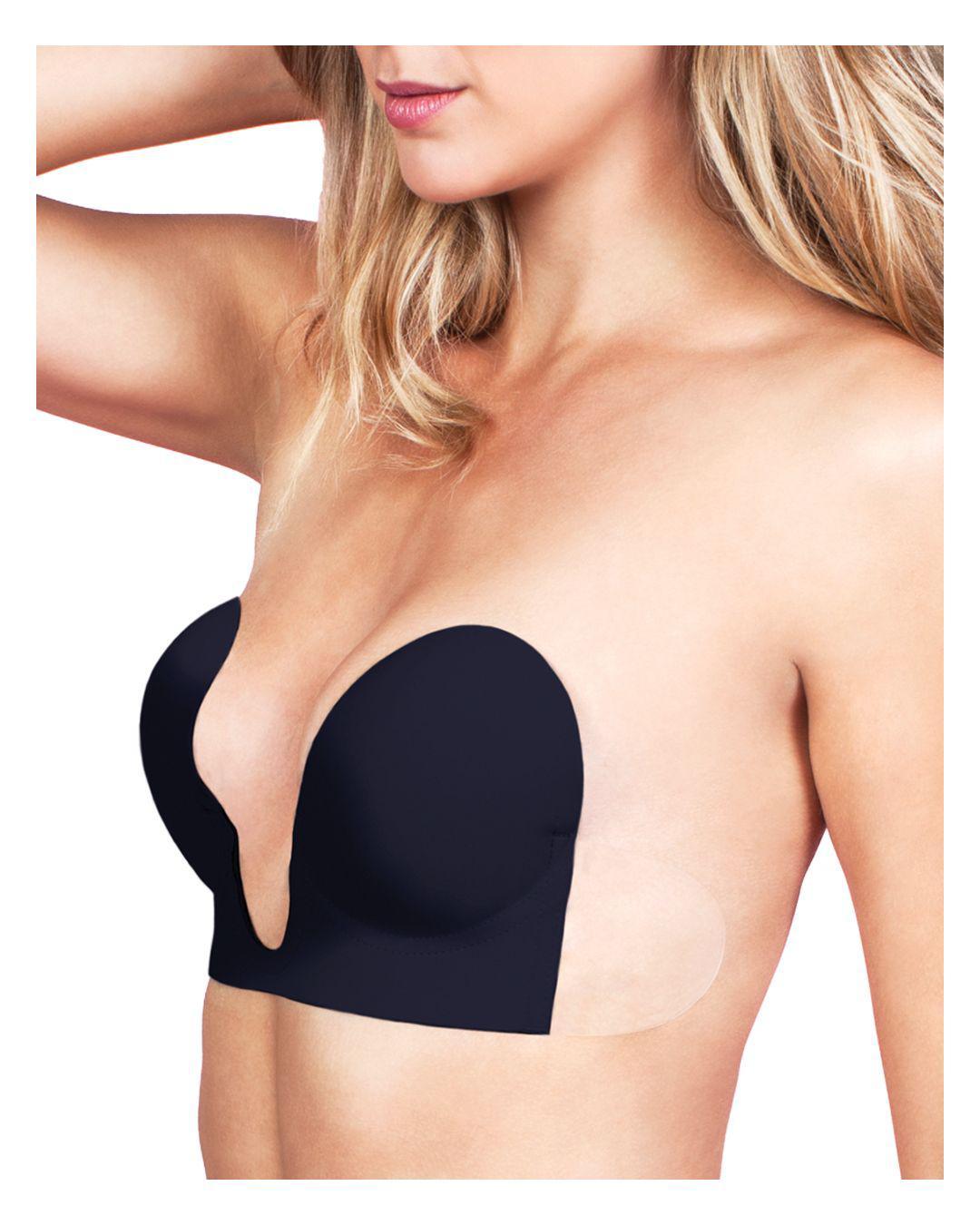 5915826bfac Fashion Forms Backless U-plunge Strapless Bra in Black - Lyst