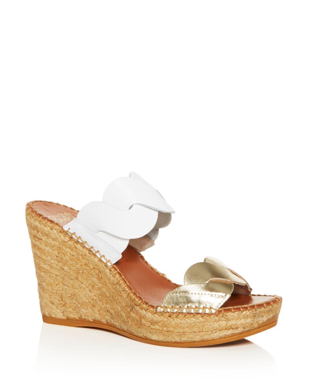 b6bb3687d1f Women's Rumy Platform Wedge Espadrille Side Sandals