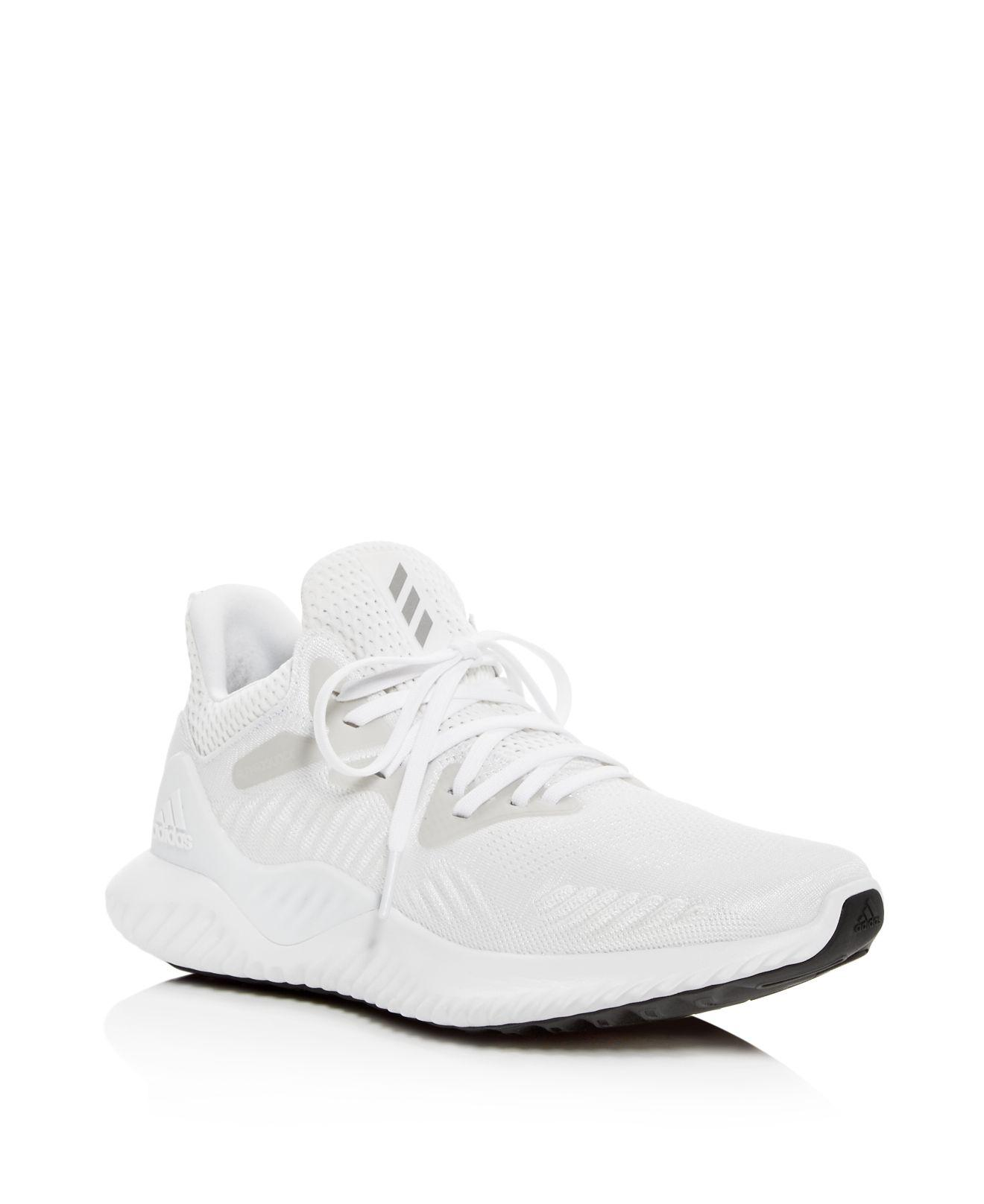 adidas Women's Alphabounce Beyond Lace Up Sneakers hgbswJCnT