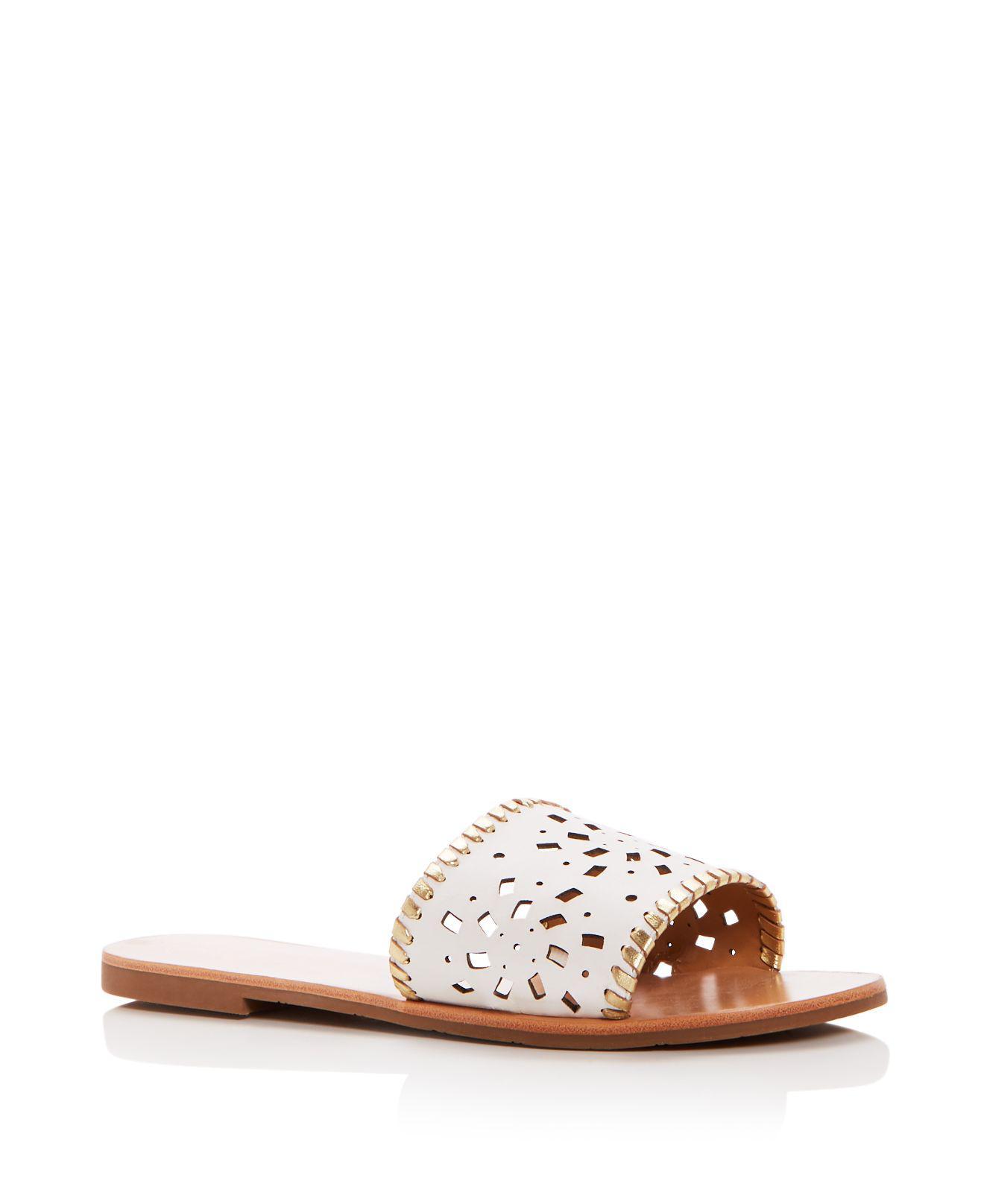 Jack Rogers Women's Delilah Slide Sandal O2TlFIRViY
