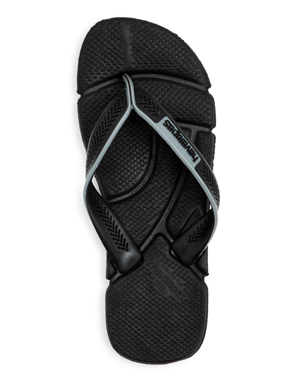 6e2d4d6c8d48d9 Lyst - Havaianas Men s Power Flip-flops in Black for Men