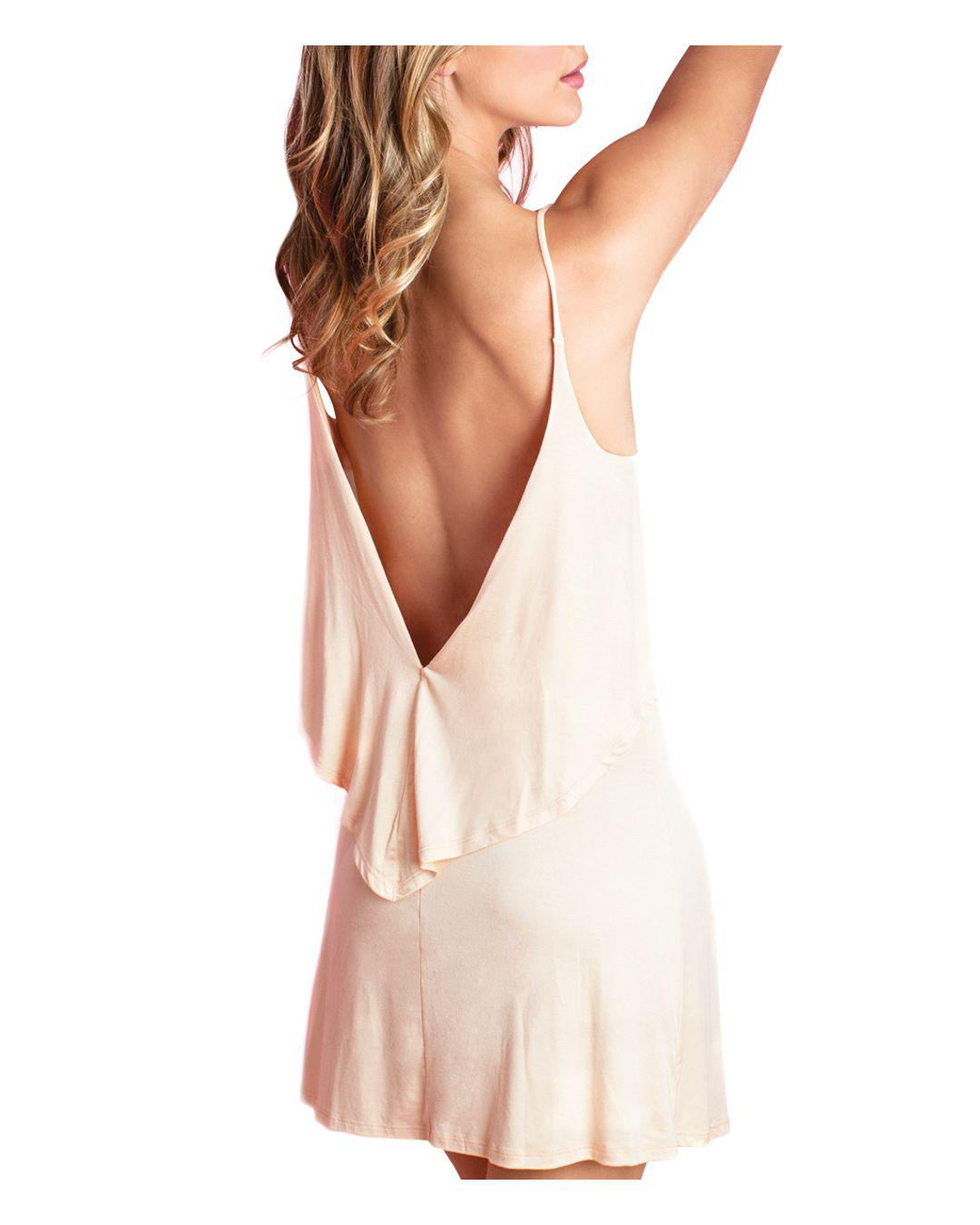 363bad57f3 Fashion Forms U Plunge Strapless Backless Bodysuit Shapewear in Natural -  Lyst