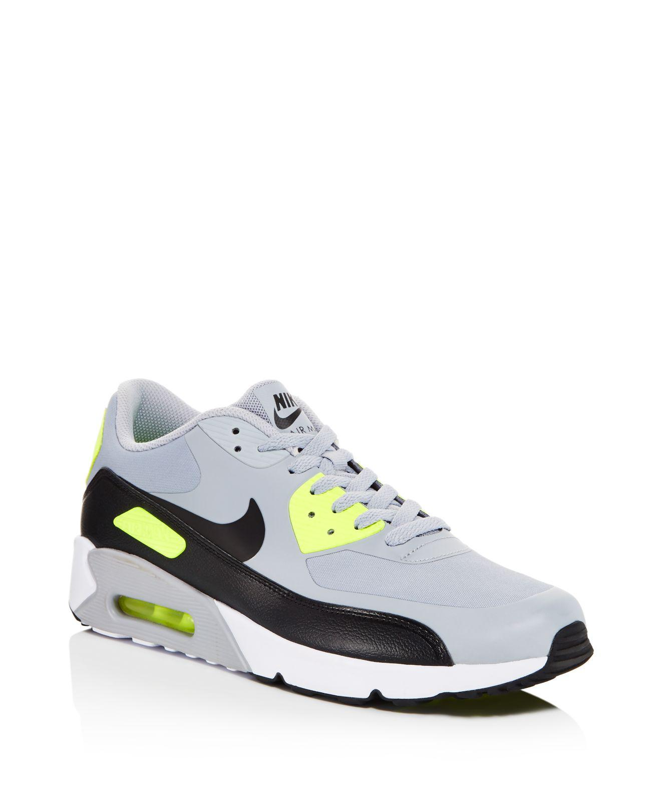 Nike Men's Air Max 90 Ultra 2.0 Lace Up Sneakers 7zgzOW6D5