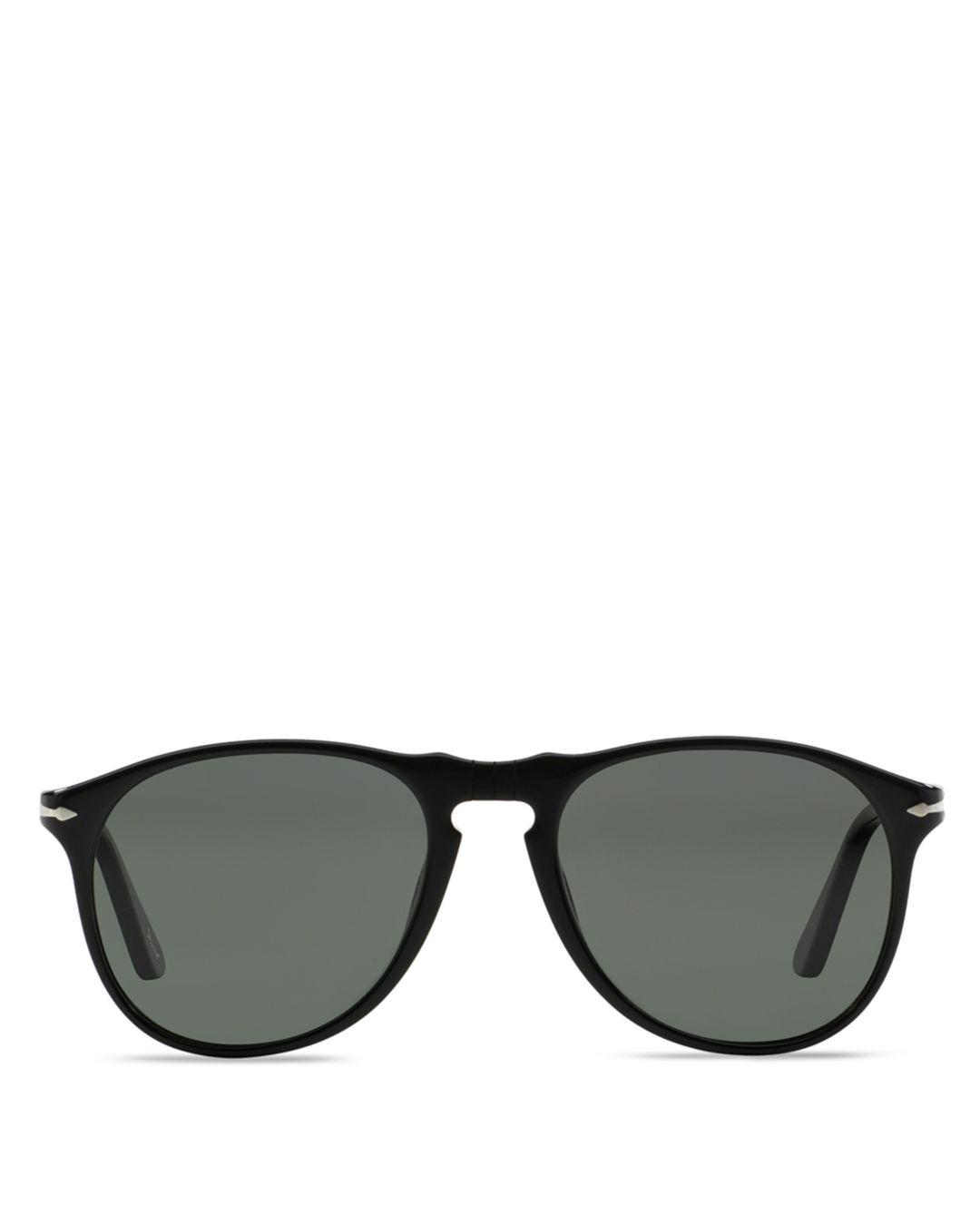 7e50b660afc75 Lyst - Persol 55mm in Black for Men