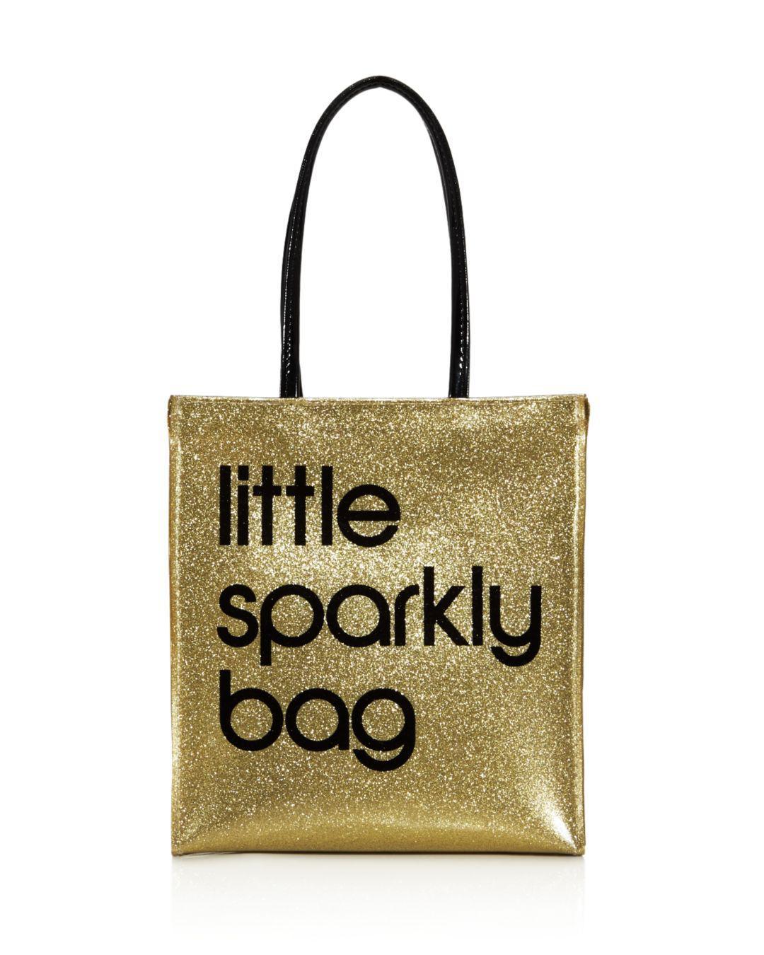 Bloomingdale S Women Metallic Little Sparkly Bag