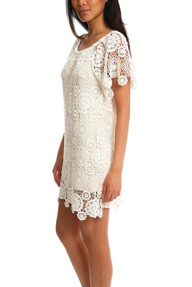 a003f19dca6 Nightcap Carmen Dress in White - Lyst
