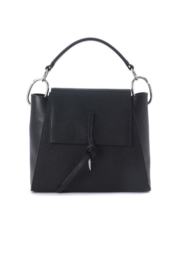 Black Leigh Top Handle Satchel 3.1 Phillip Lim Buy Cheap Official Low Price Sale Online XMiYtl7S