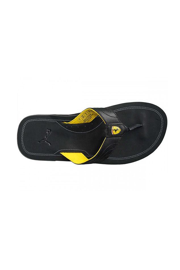 4f94f6bb5438 Lyst - PUMA Men s Surfrider Sf Ferrari Sandal in Black for Men