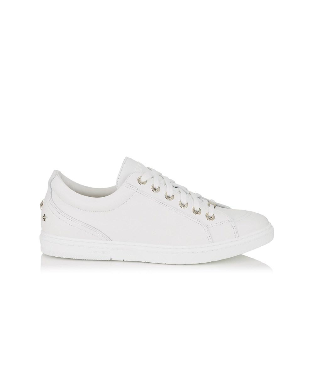 Jimmy Choo Men's Cash45sml White... free shipping genuine jlP7ay1rX