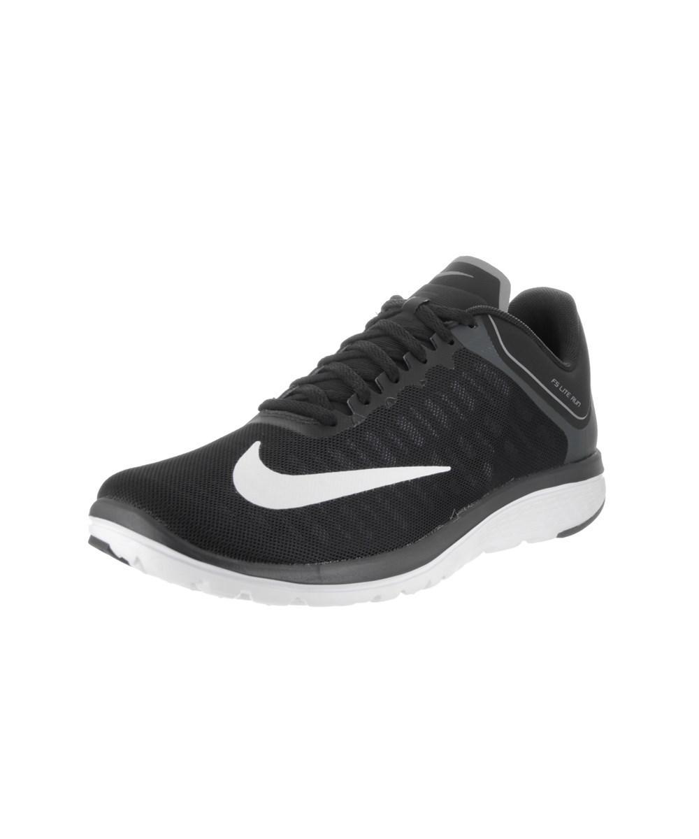 2df464cf3 Lyst - Nike Men s Fs Lite Run 4 Running Shoe in Black for Men