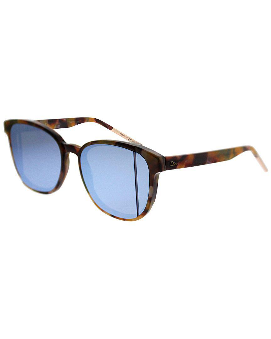 07db0a3e023d Dior - Multicolor Women s Step 55mm Sunglasses - Lyst. View fullscreen