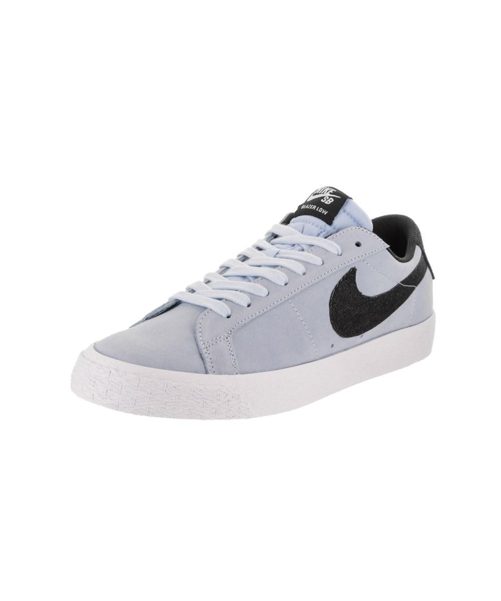 946d8a059adab Lyst - Nike Men s Sb Blazer Zoom Low Skate Shoe in Blue for Men