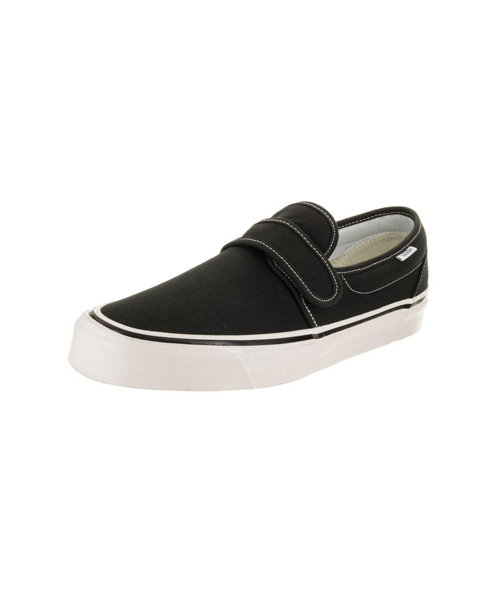 4f8bfc33f10d Lyst - Vans Men s Slip-on 47 V Dx (anaheim Factory) Skate Shoe in ...