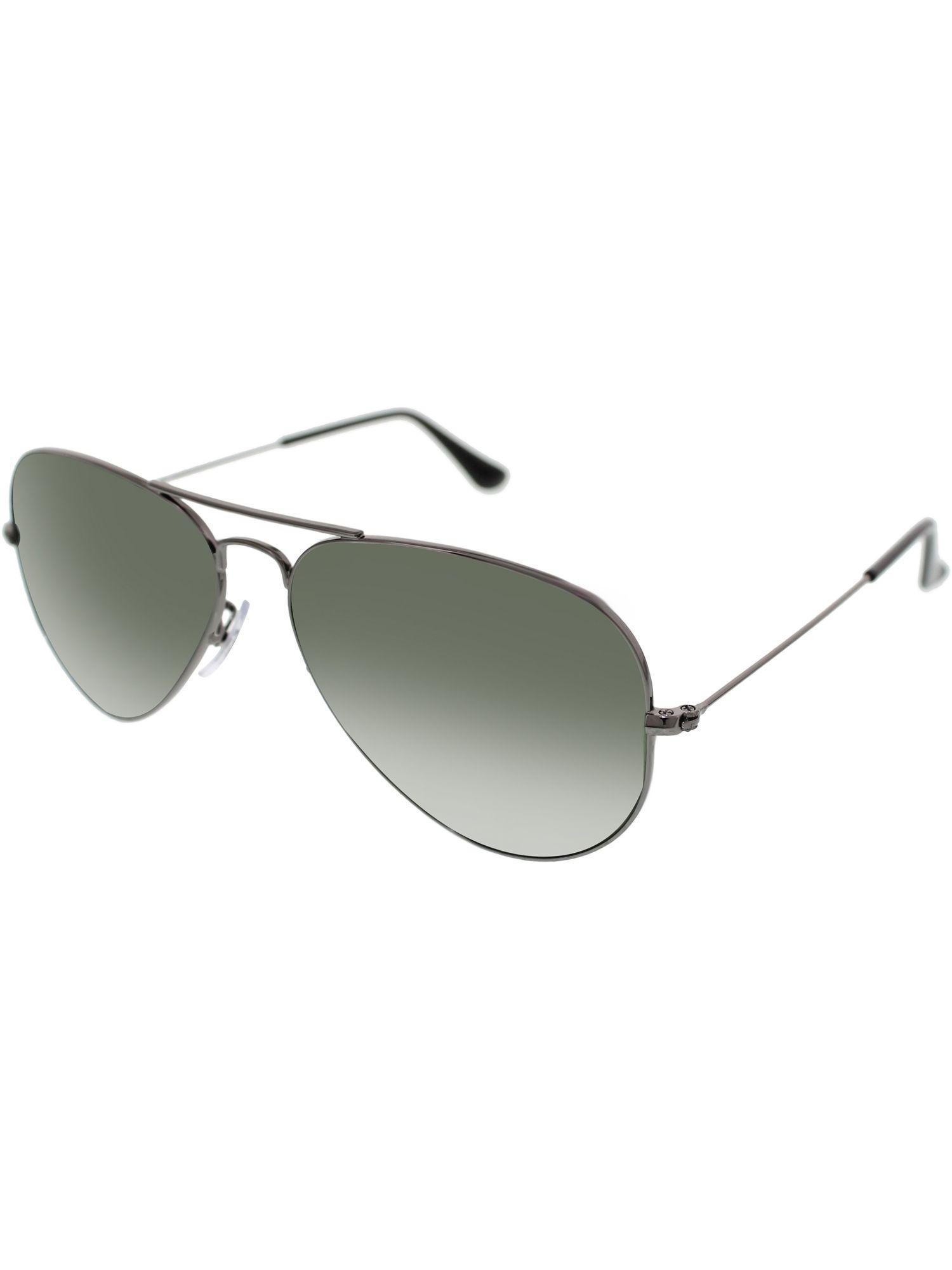 a8a8e113de9b Lyst - Ray-Ban Men s Aviator Rb3025-w0879-58 Gunmetal Sunglasses in ...