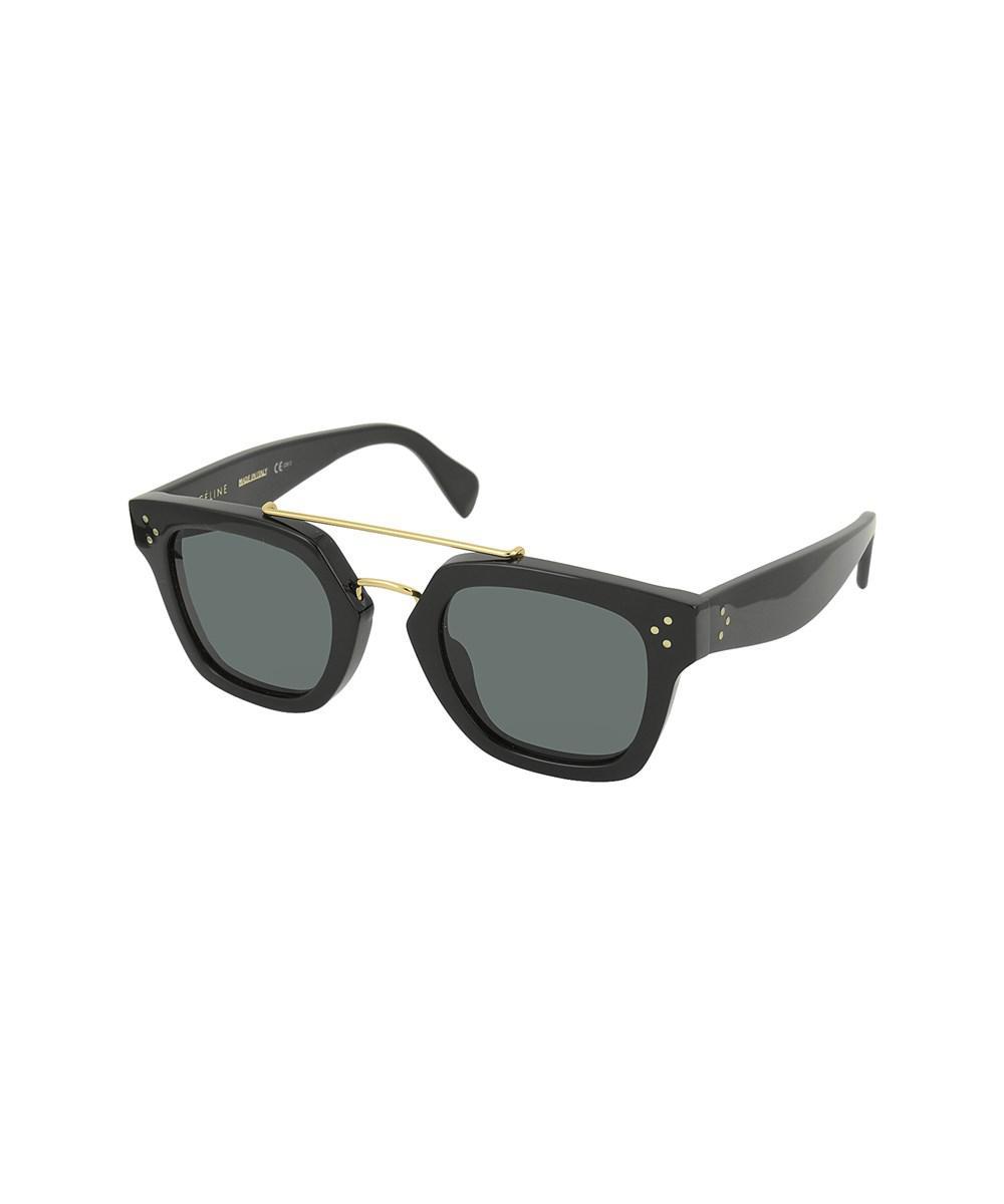 32299a82e0b7 Lyst céline mens black acetate sunglasses in black for men jpg 1000x1200  Celine mens sunglasses