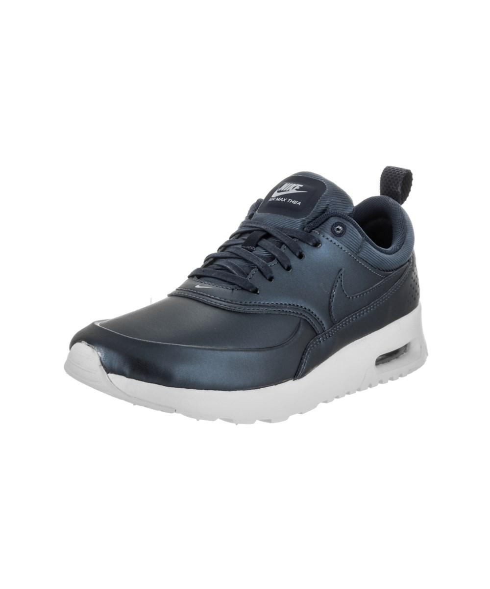 info for 1ec6c 6fc3f Nike. Blue Women s Air Max Thea Se ...