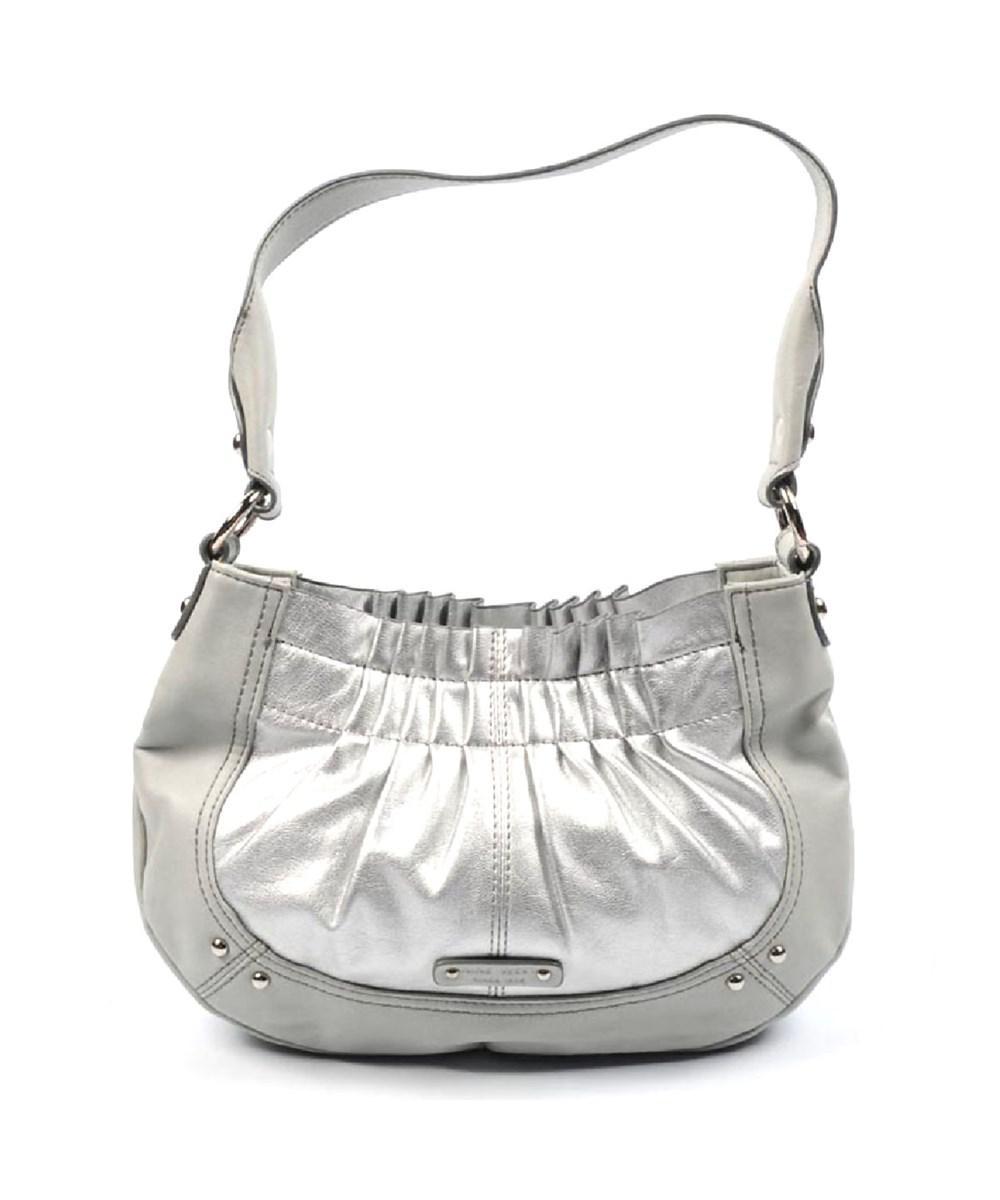 Nine West Metallic Womens Handbag