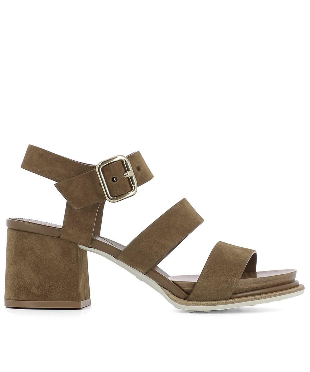 Suede sandals Tod's duavFa