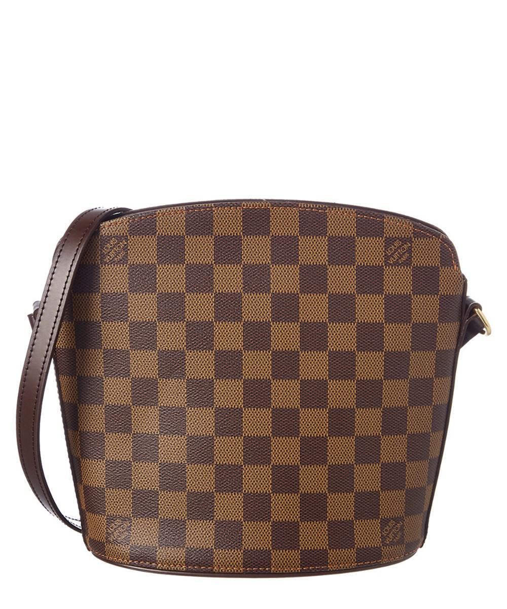 Louis Vuitton. Women's Brown Damier ...