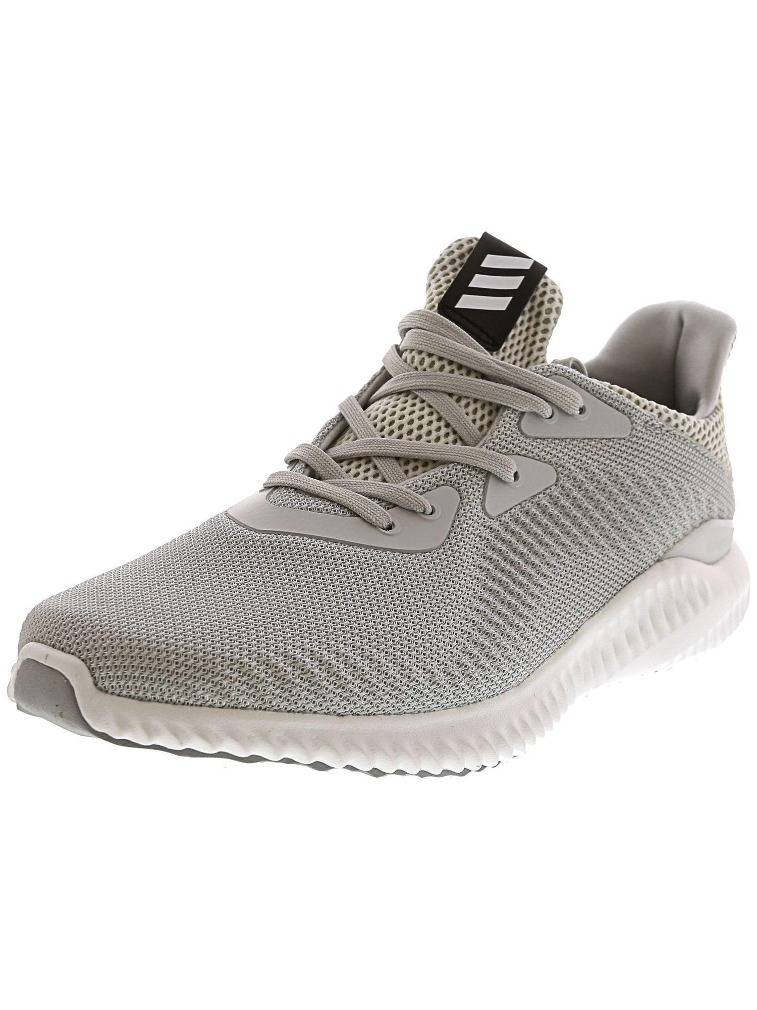 6aad4152a8e3e Lyst - Adidas Men s Alphabounce 1 Ankle-high Mesh Running Shoe in ...