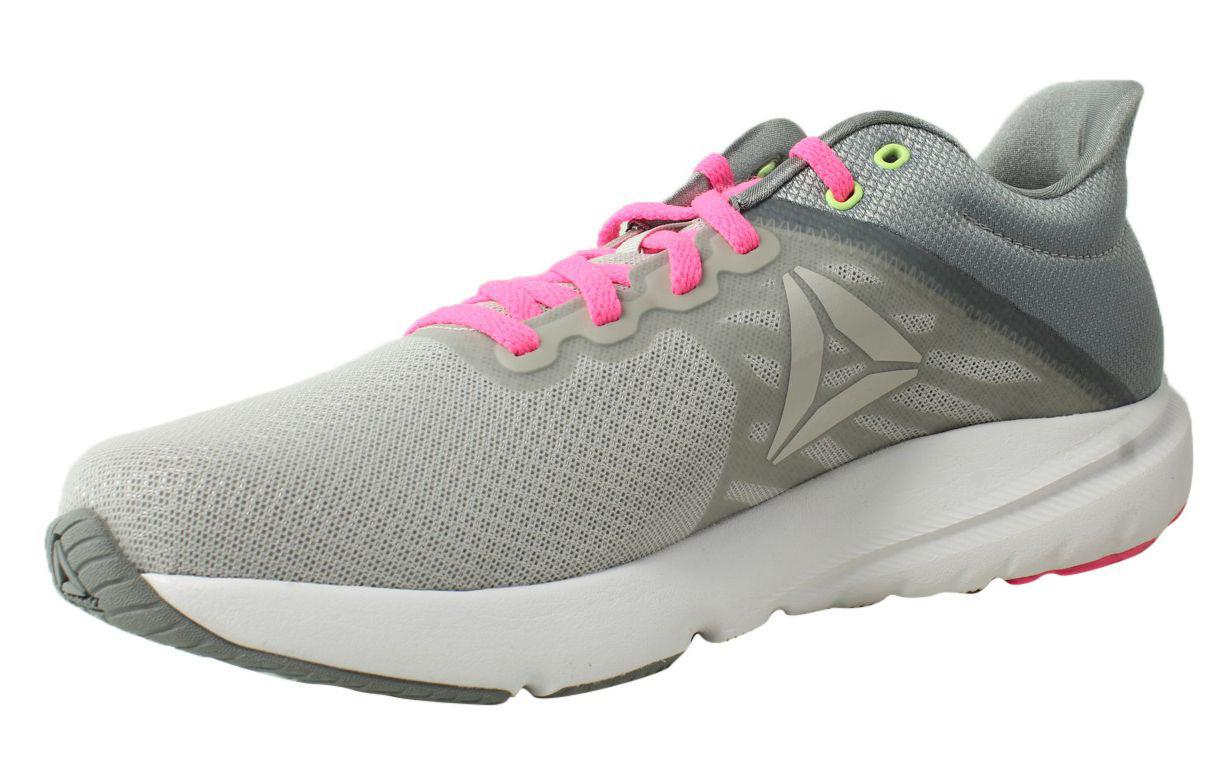 be690d6aa Reebok - Womens Osr Distance 3.0 Gray Running Shoes - Lyst. View fullscreen