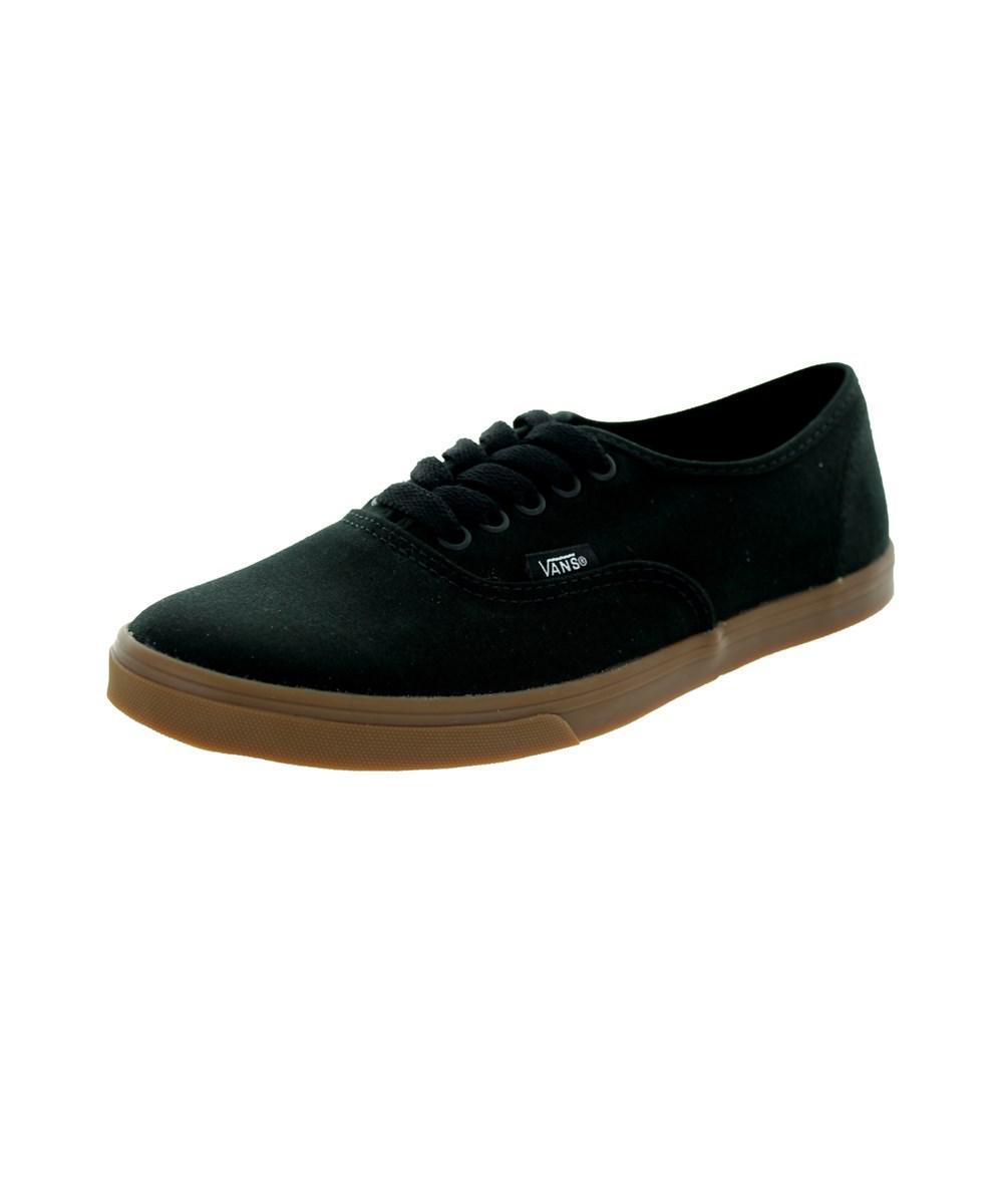 5615df8df6 Vans - Black Unisex Authentic Lo Pro (gumsole) Casual Shoe for Men - Lyst.  View fullscreen
