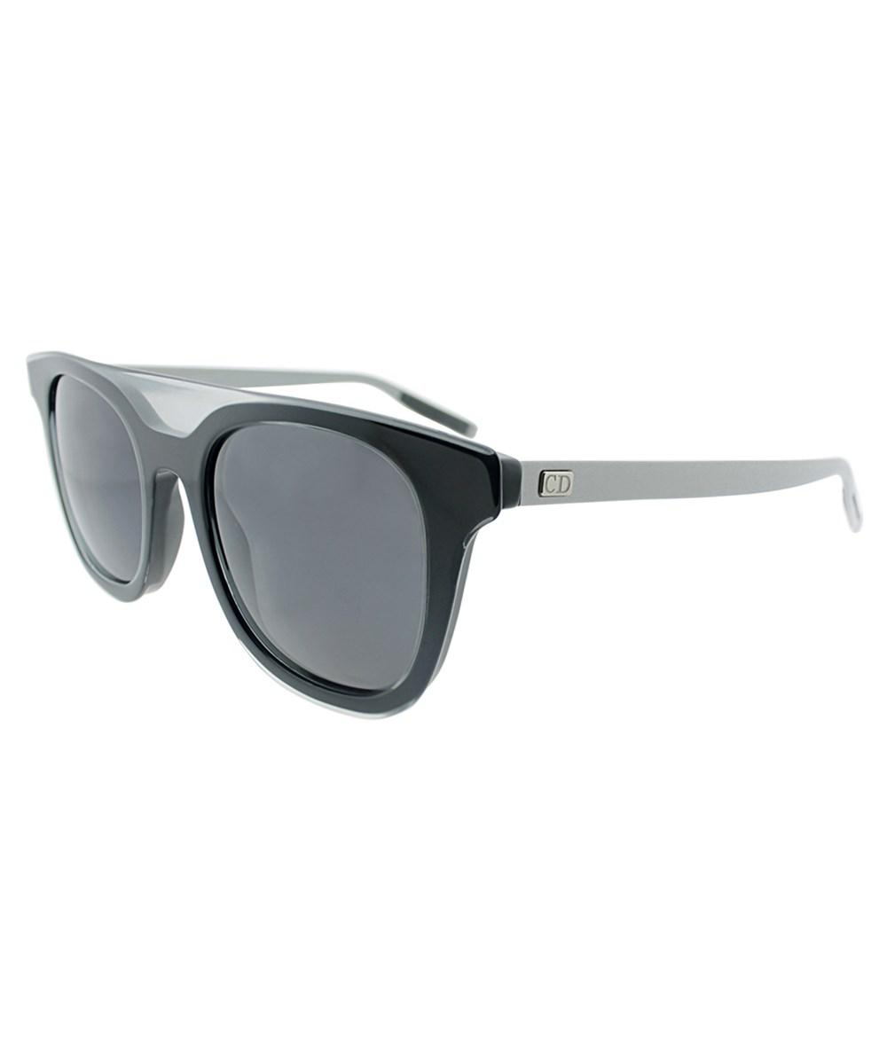 d8a2c7b599 Dior Black Tie 200 s N13 Black Fashion Sunglasses in Black - Lyst