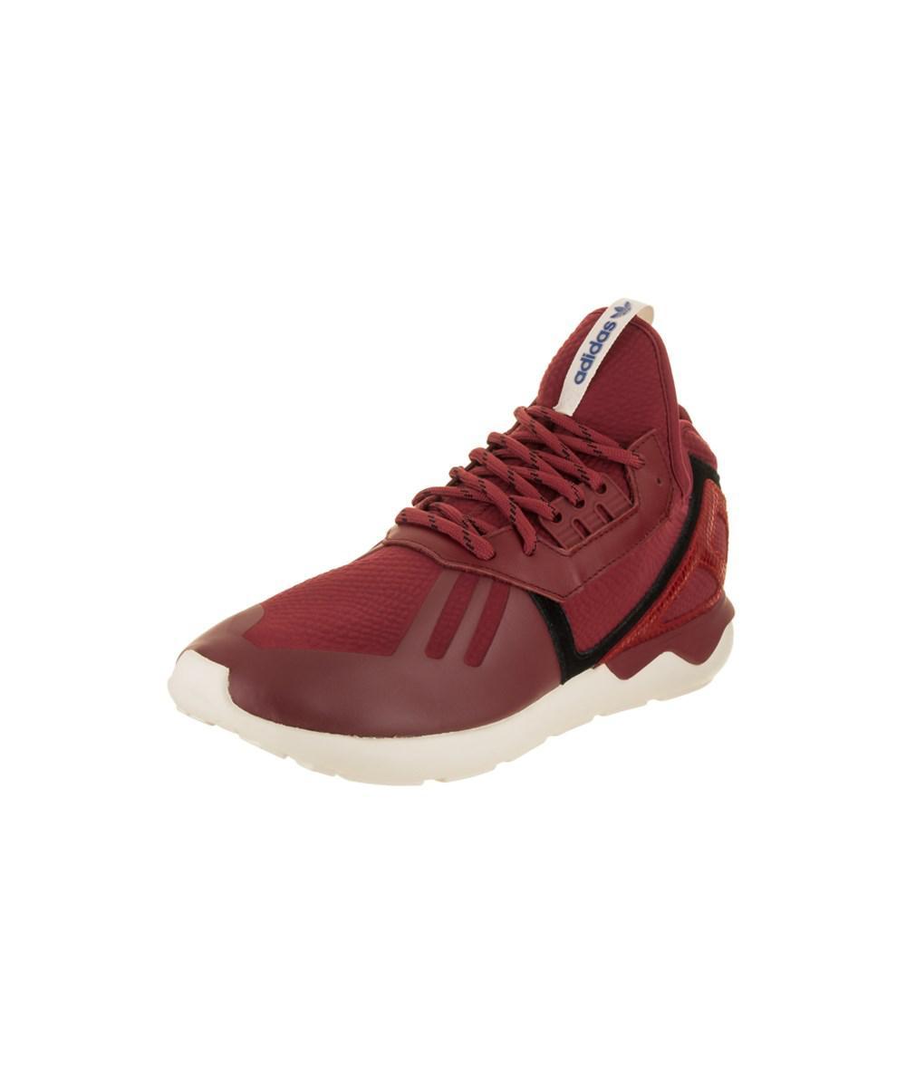 3bb190ded65 For In Men Red Adidas Originals Lyst Running Shoe Tubular Men s Runner  xCTUqHfBw