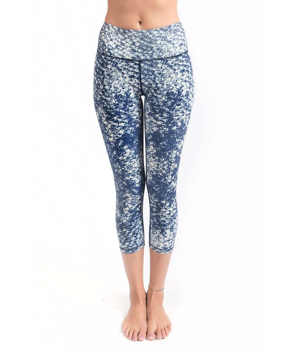 2a8037a1f9327 Lyst - Just Live Racetime Cropskin Bluefish in Blue