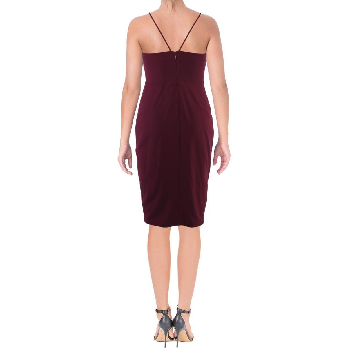 2661b518e4 Likely - Purple Womens Brooklyn Knee-length Party Cocktail Dress - Lyst.  View fullscreen