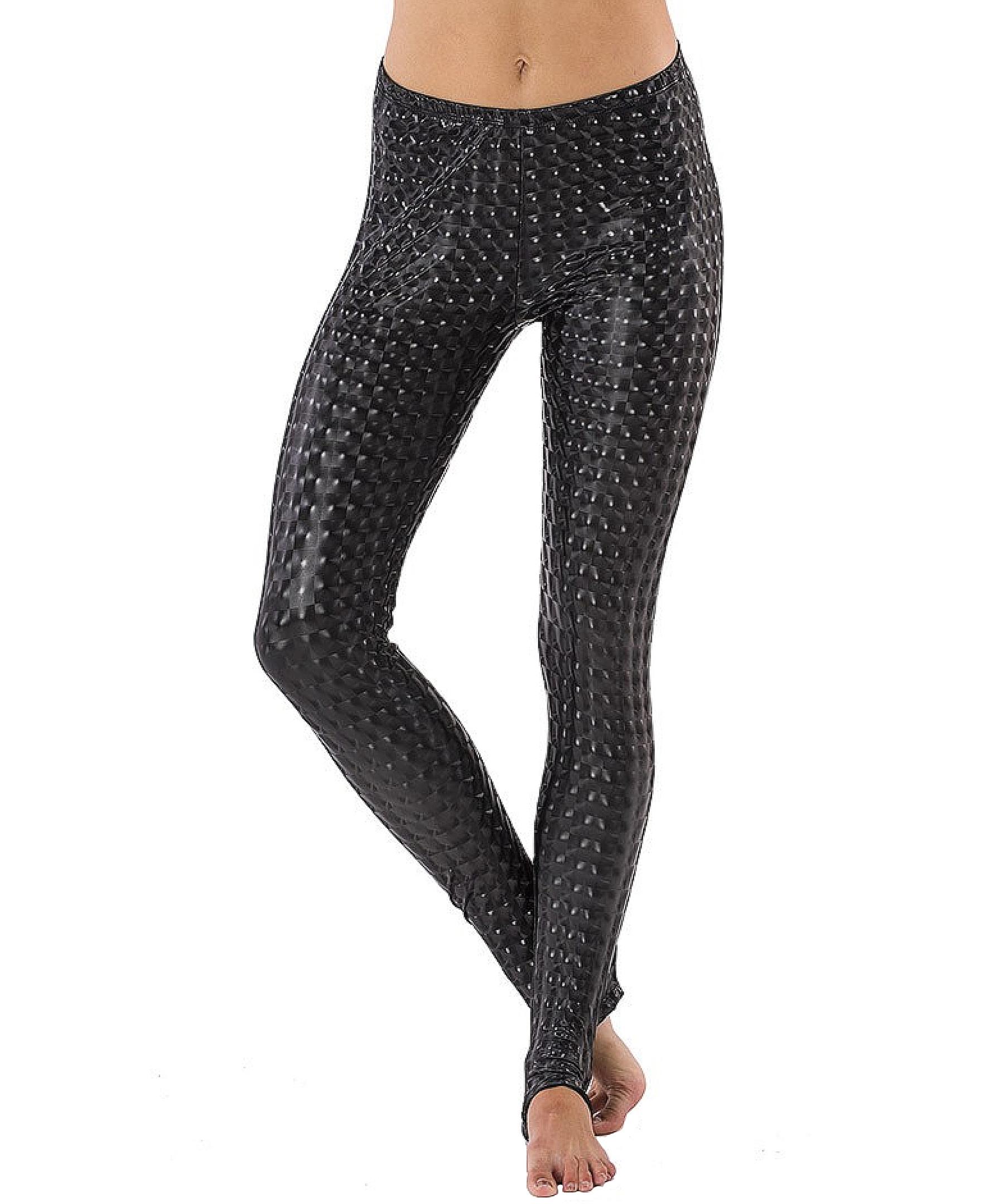 Electric Yoga Prism Leggings In Black