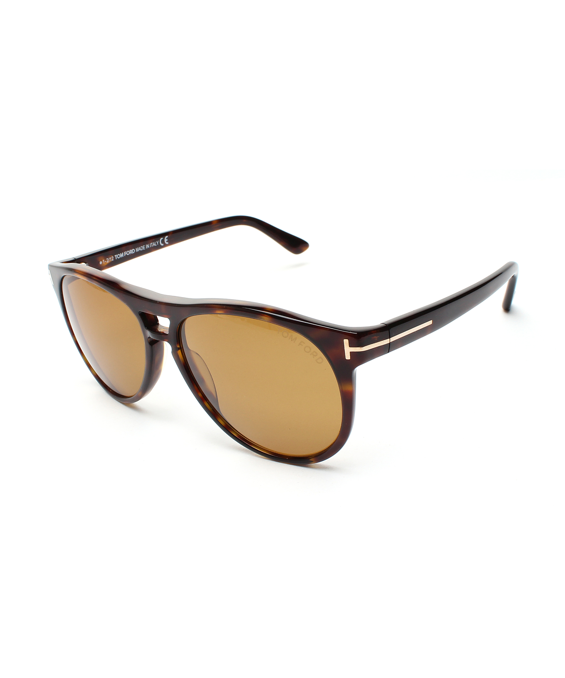 03498b6516569 Lyst - Tom Ford Callum Sunglasses in Brown for Men