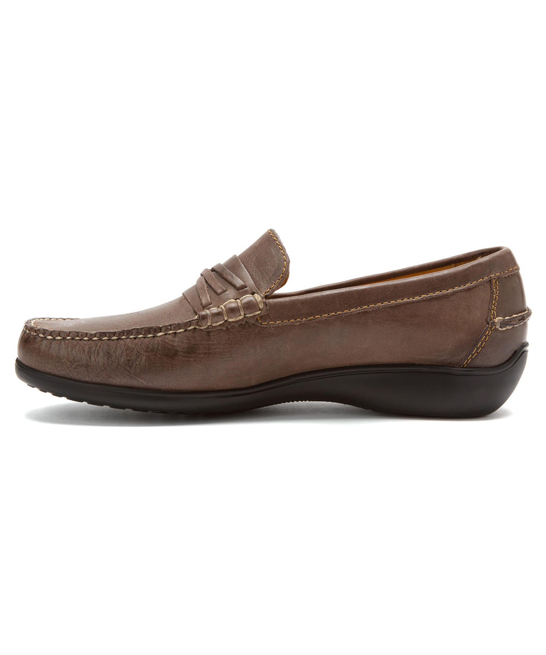 Neil M Men's Truman Loafers Shoes In Brown For Men