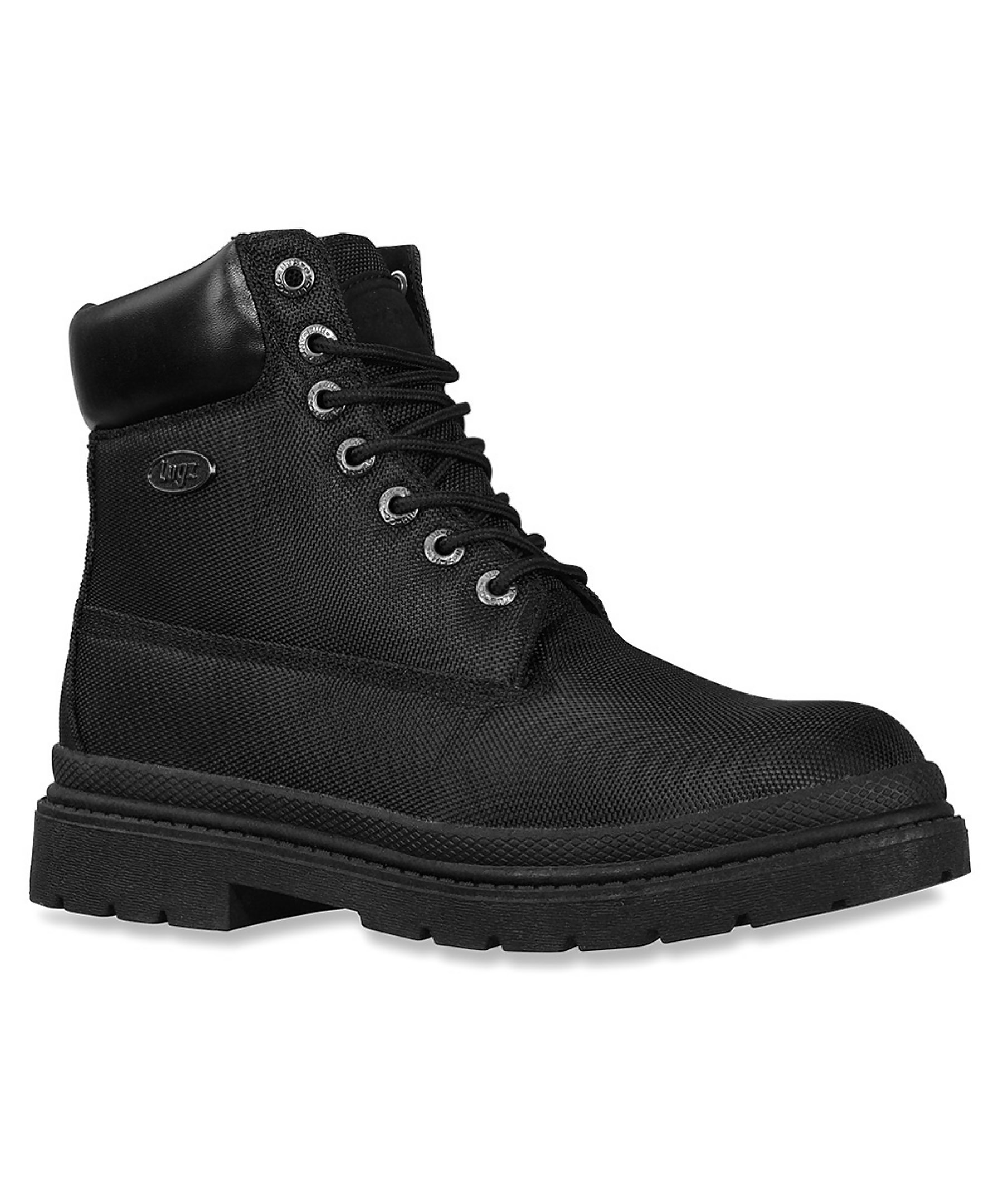 lugz s drifter 6 ballistic boots in black for lyst