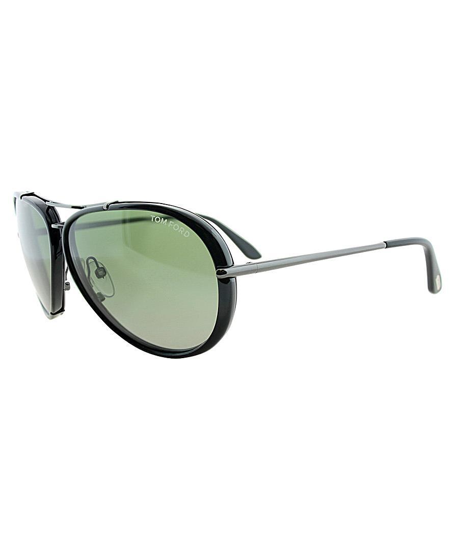 cb7a40fcdb Lyst - Tom Ford Women s Cyrille Sunglasses in Green