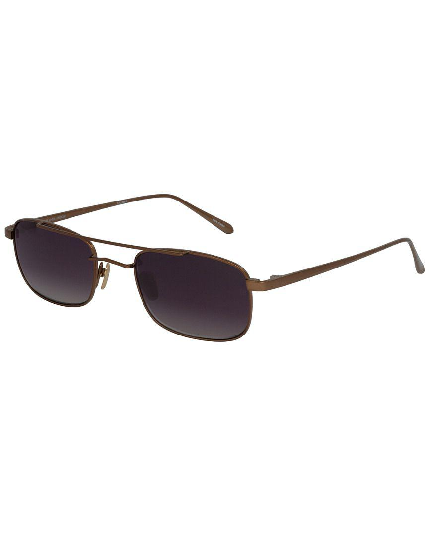 d1532831d2e5 Lyst - Linda Farrow Women s Lfl268c3sun 51mm Sunglasses