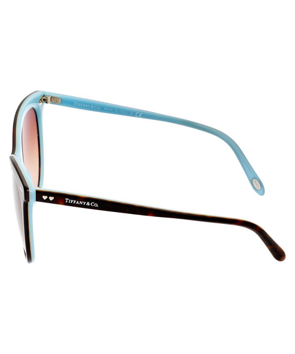 d7f23385122b Lyst - Tiffany   Co Women s Tf4141 55mm Sunglasses