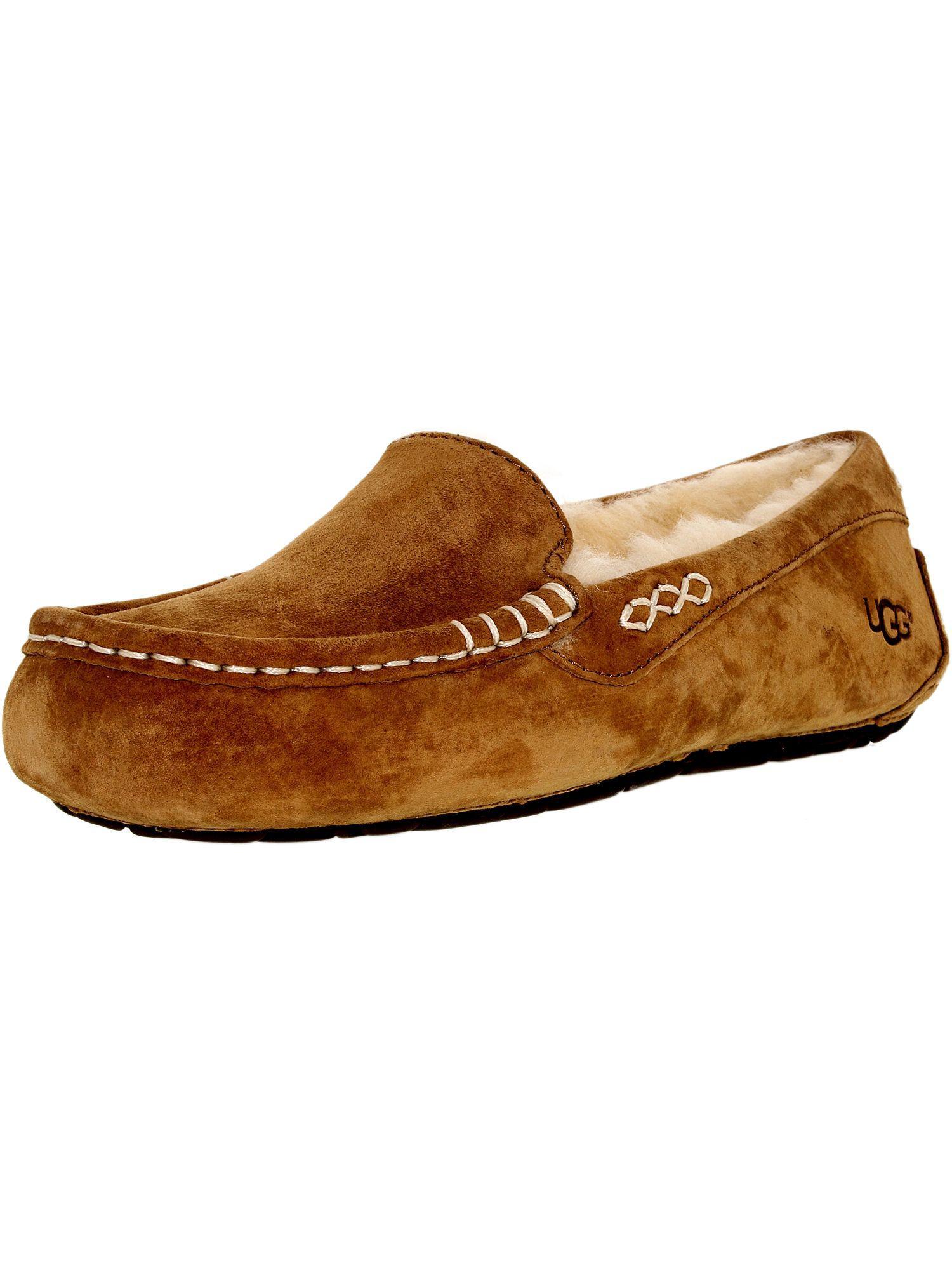 f169d7612c7 Lyst - Ugg Women's Ansley Chestnut Ankle-high Wool Slipper - 5m in Brown