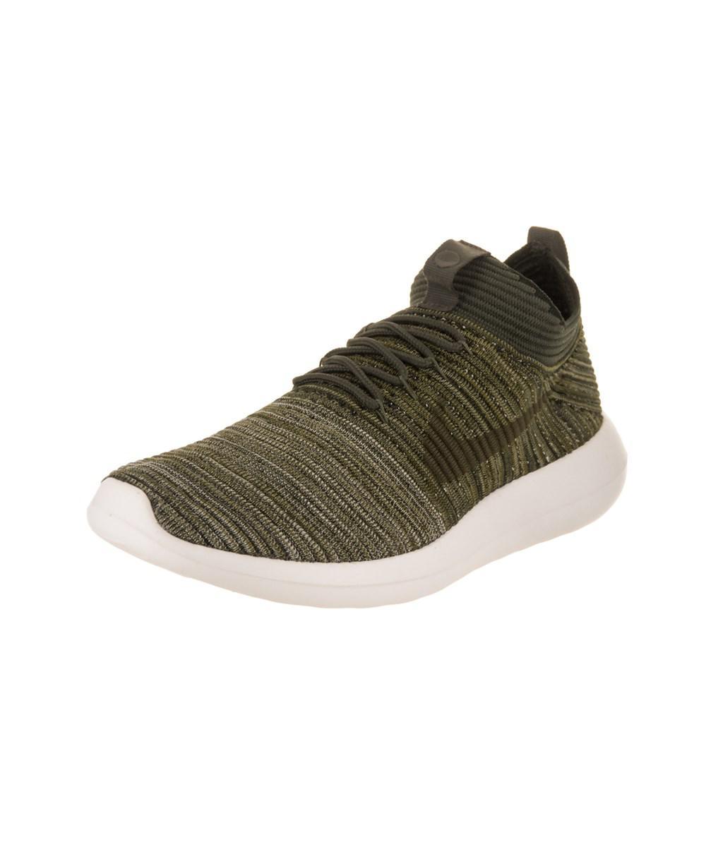 hot sales 953d2 72bb5 Nike. Men s Roshe Two Flyknit V2 Running Shoe