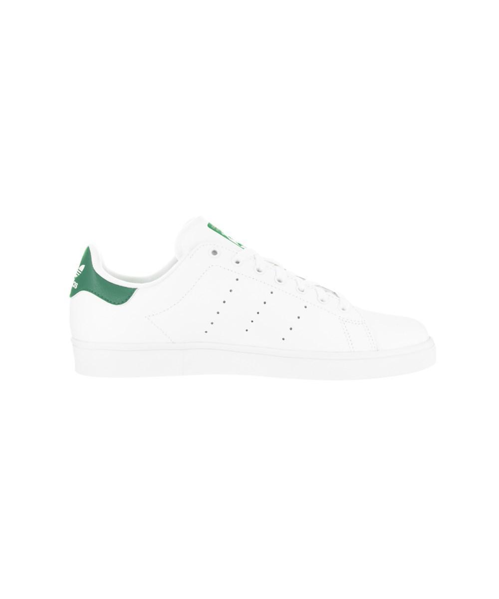 Lyst Adidas Originali Uomini Stan Smith, Te Lo Skate Scarpa In Bianco.