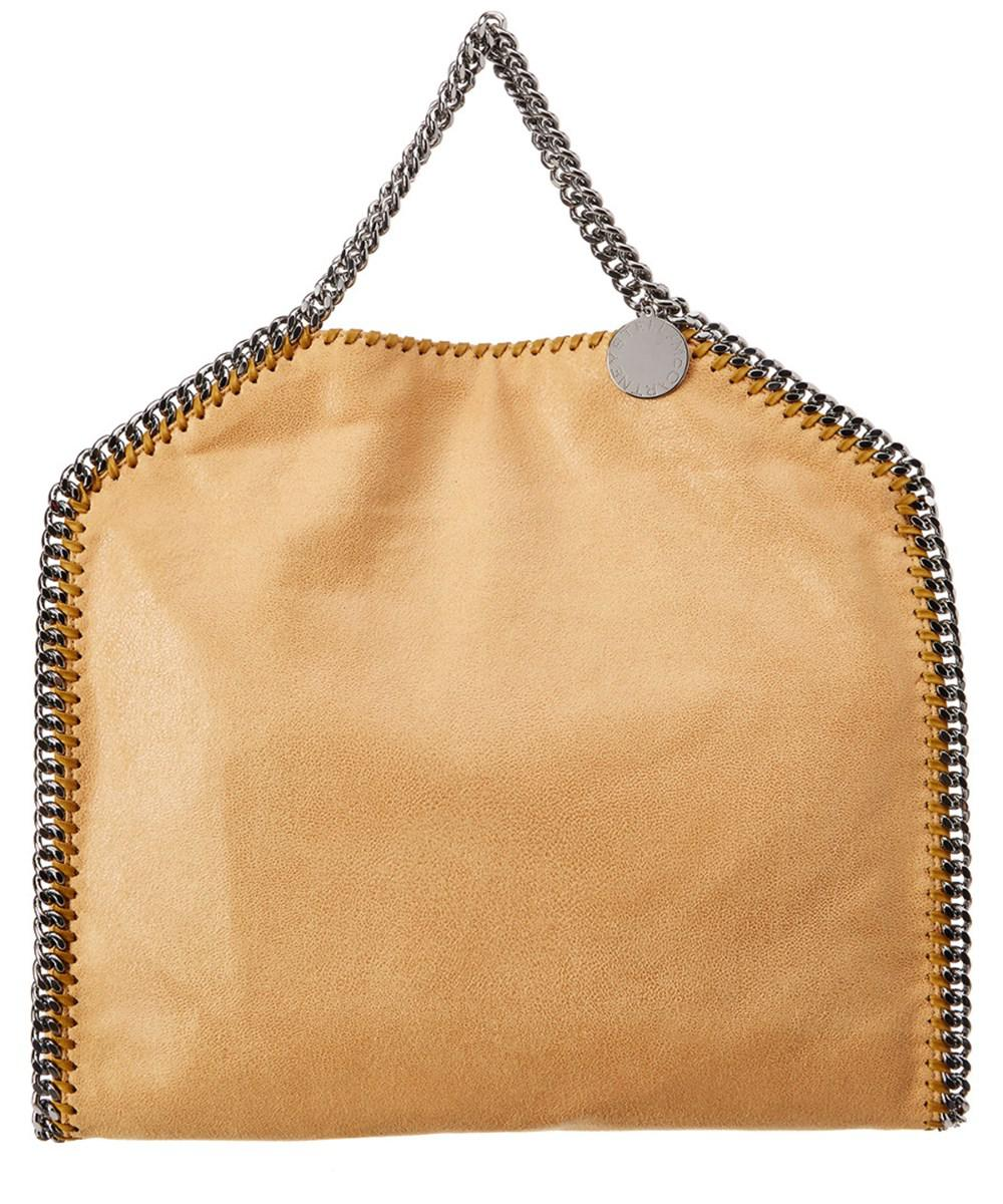 Falabella foldover tote bag - Yellow & Orange Stella McCartney Original Discount Authentic Online Sale Footlocker Pictures Free Shipping Get To Buy Amazon Footaction mH6bUp5jE