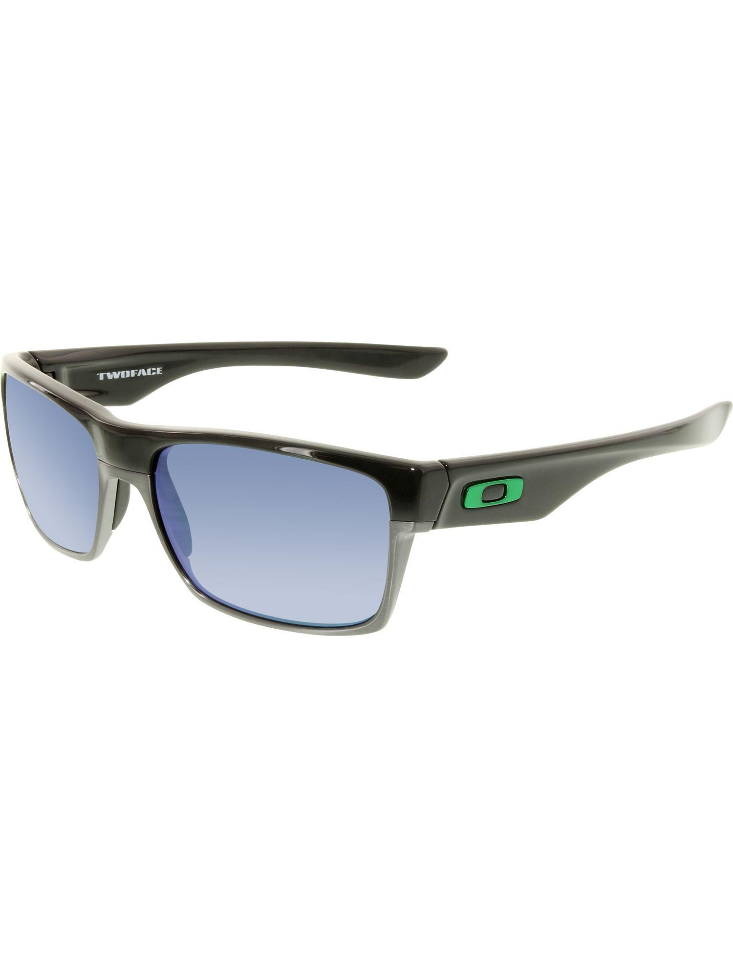 64a0d92f4d Lyst - Oakley Men s Twoface Oo9189-04 Black Square Sunglasses in ...