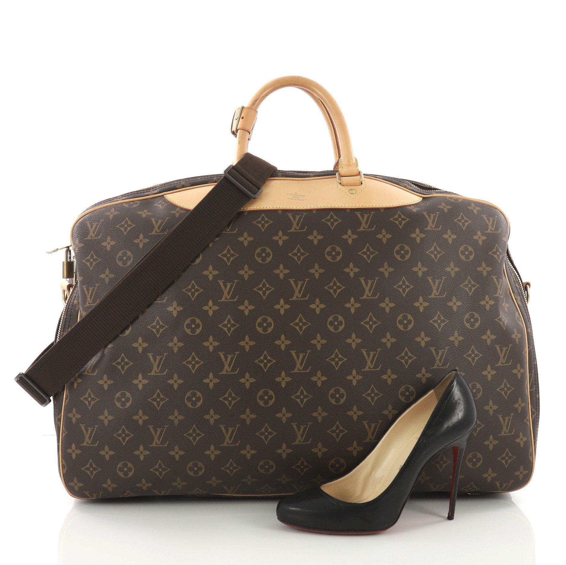Louis Vuitton - Multicolor Pre Owned Alize Bag Monogram Canvas 2 Poches -  Lyst. View fullscreen 3312434b4db2b